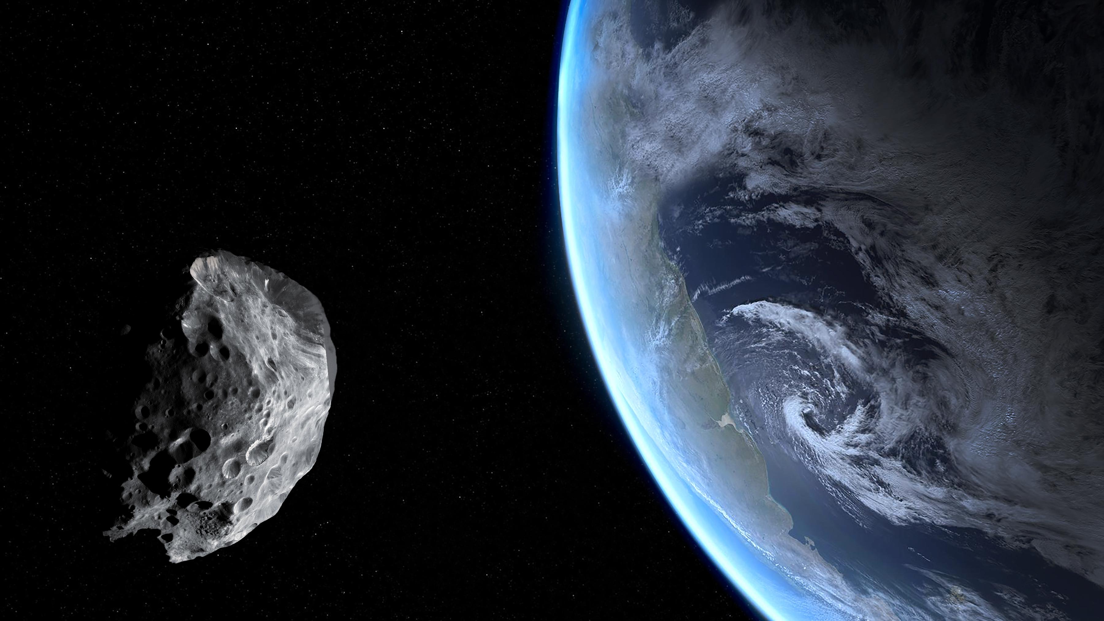 Un asteroid mai mare decât Turnul Eiffel din Paris va trece pe lângă Pământ duminică