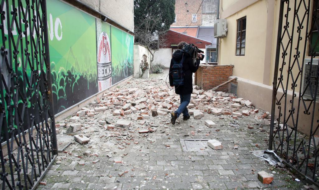 Croația, lovită de un cutremur cu magnitudinea de 5,2