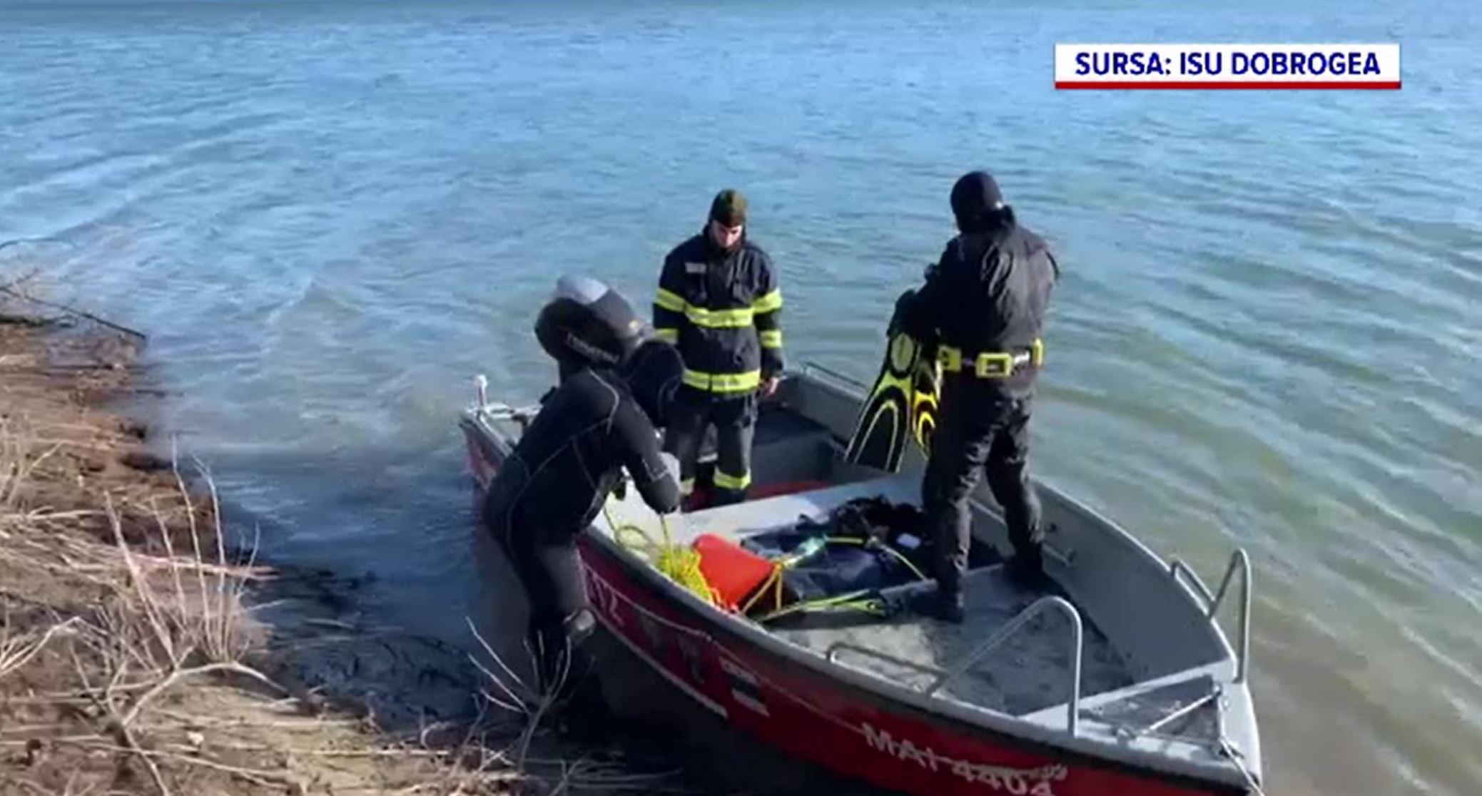 Alertă pe Dunăre, după dispariția unui bărbat. Scafandrii îl caută de peste 20 de ore