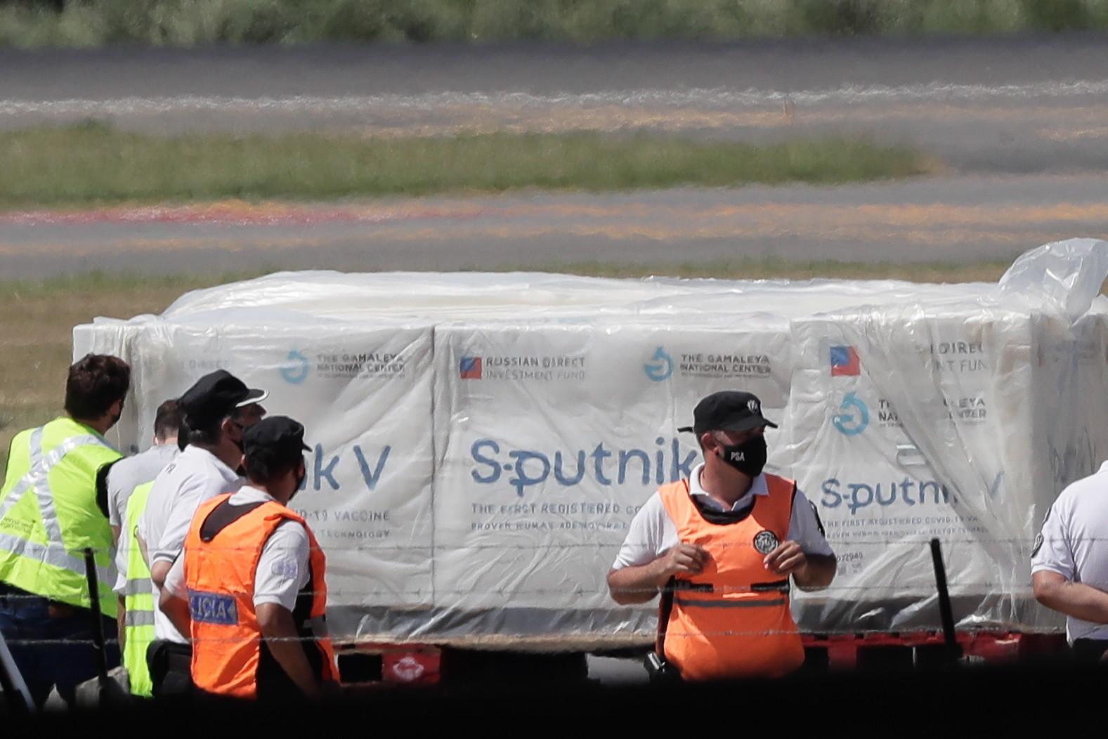Argentina începe campania de vaccinare împotriva Covid-19 cu vaccinul rusesc Sputnik V