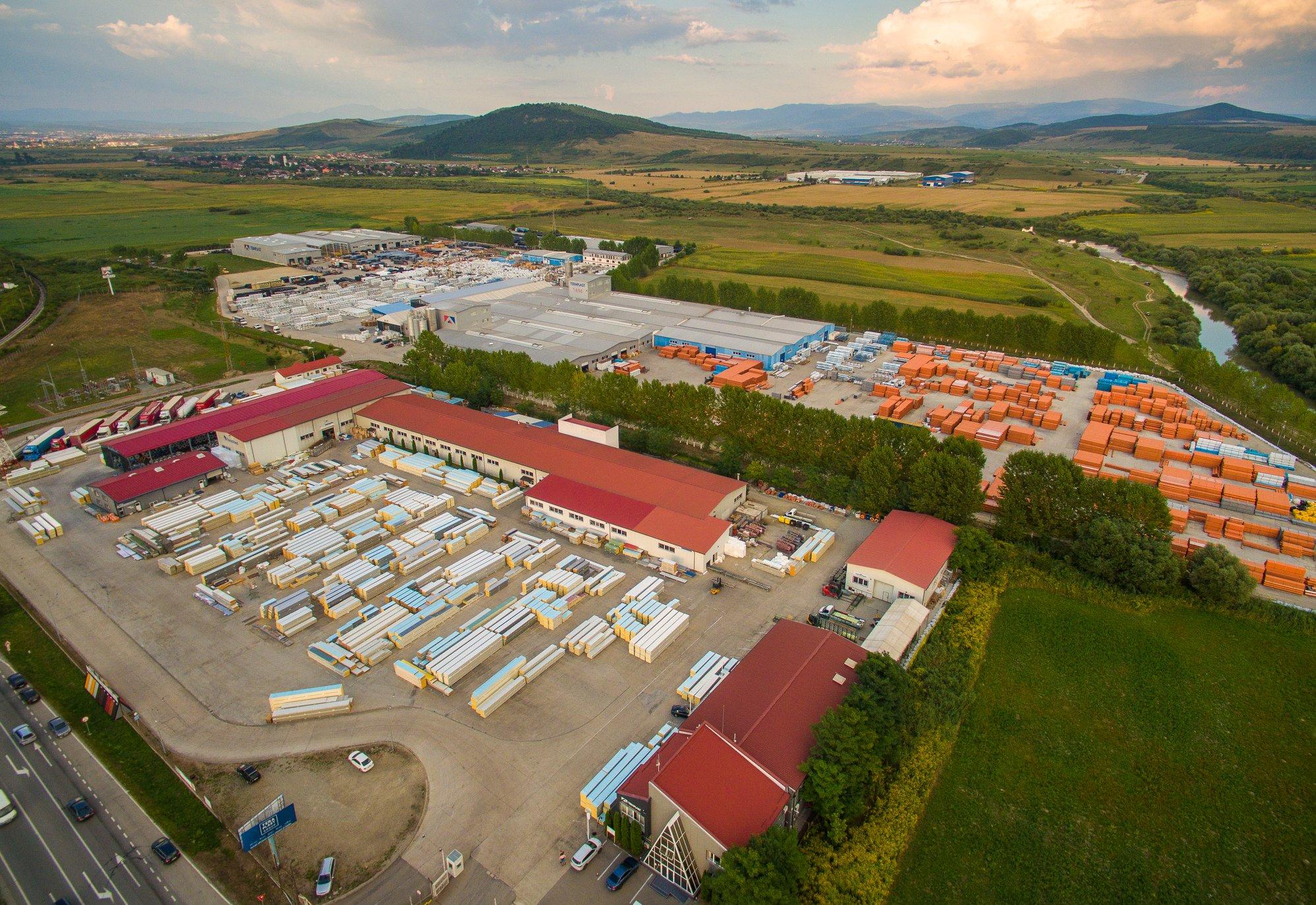 O fabrică de 10 milioane de euro va fi construită lângă Bistrița, cu finanțare de la stat