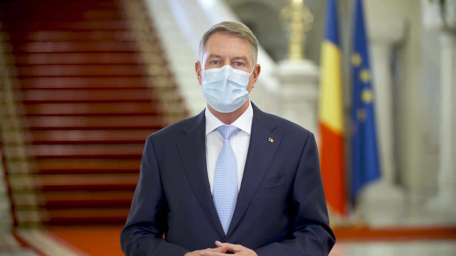 Klaus Iohannis: Le cer guvernanților mai puține dispute și mai mult dialog. Suntem tot mai aproape de normalitate