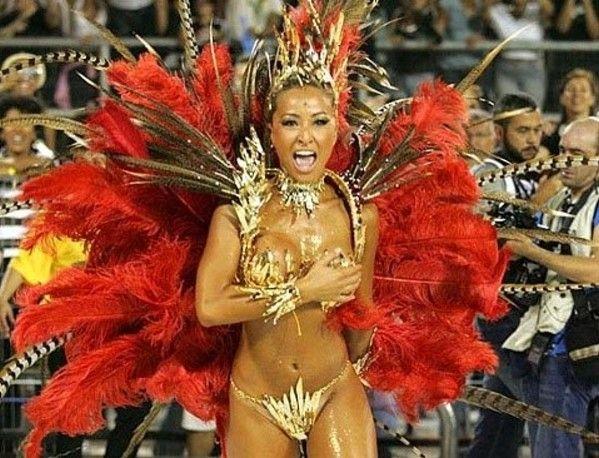 De ce sunt braziliencele fericite? Poarta chilotei cu mini-penis atasat!