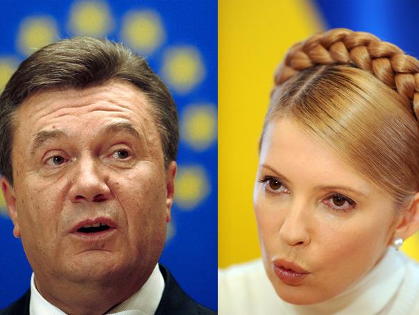 Ucraina vireaza spre est. Viktor Ianukovici este noul presedinte