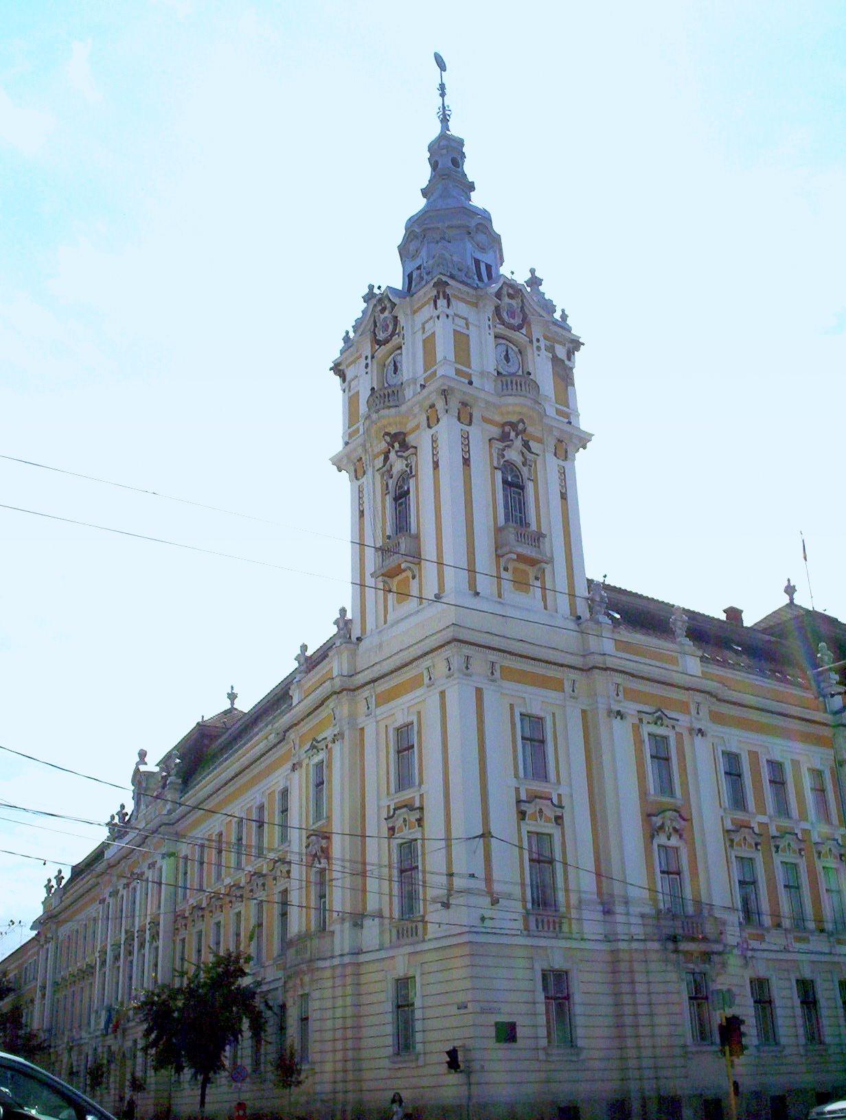 Cantina Primariei Cluj-Napoca si-a deschis serviciu de catering! E criza!