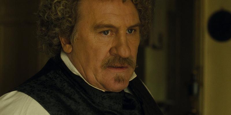 Gerard Depardieu acuzat de rasism in ultimul sau film,