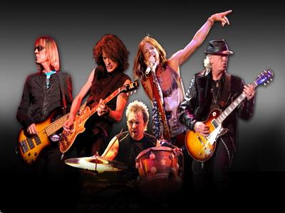 Chitaristul trupei Aerosmith, transportat la spital dupa un accident rutier