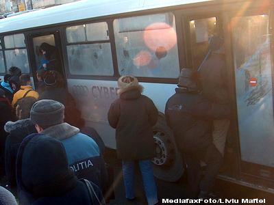 Transport deviat in centrul orasului. Vezi ce linii RATT sunt afectate de schimbare