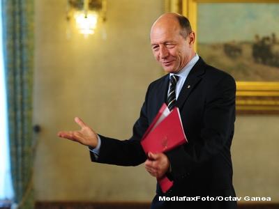 Traian Basescu a semnat decretele privind tratatele de extradare cu Siria