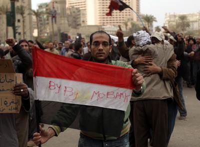 Egiptul isi trage sufletul. Catalin Radu Tanase despre protestele din Cairo