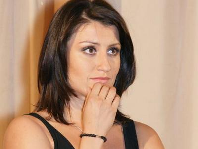 Actrita Adriana Nicolae s-a ingrasat doar 13 kg in perioada sarcinii