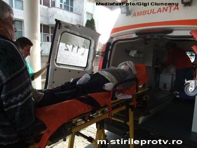 Accident de munca grav pe Santierul Naval din Tulcea. Un barbat e tinut in viata doar de aparate