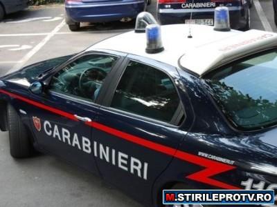 Grav accident de circulatie in Italia. Un copil roman de 7 luni, mort