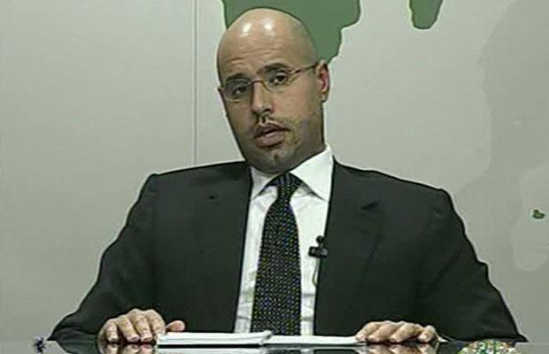 Fiul lui Muammar Ghaddafi si-a falsificat doctoratul. Tata se va supara