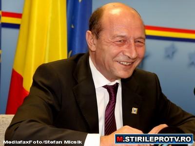 VIDEO. Ce parere are Traian Basescu despre divortul lui Irinel Columbeanu