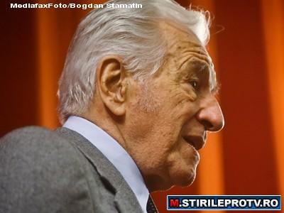 Sergiu Nicolaescu si-a anuntat demisia din PSD