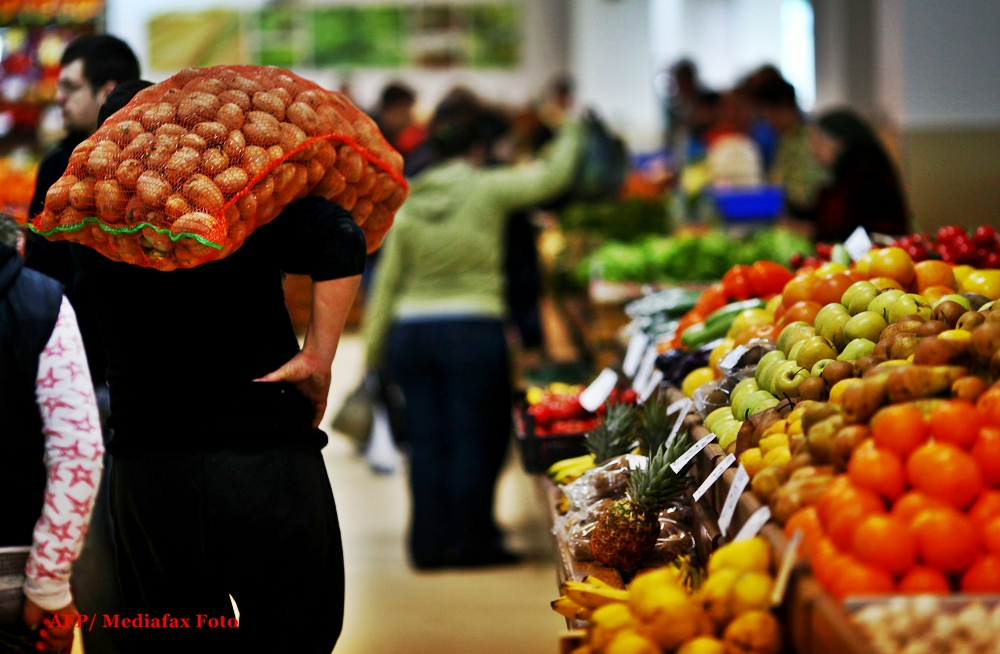Lipsesc etichetele care arata provenienta fructelor si legumelor expuse pe tarabe,in pietele din Timisoara! Care este motivul