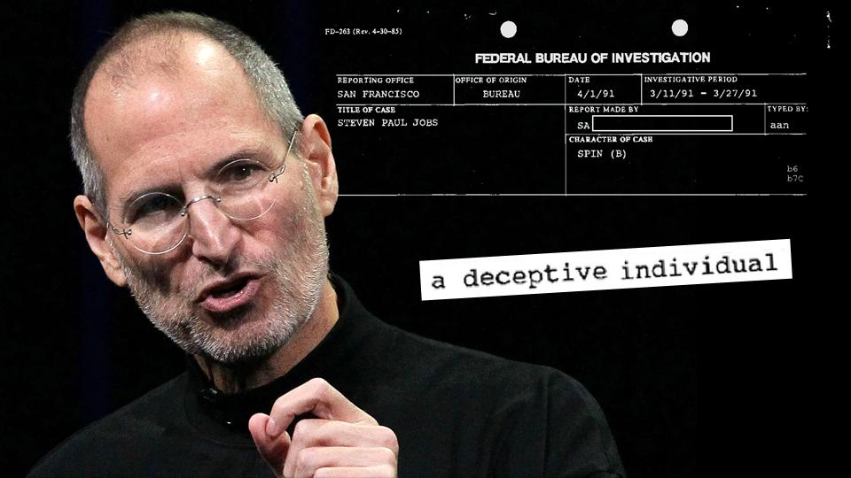 FBI il desfiinteaza pe Steve Jobs. Detalii incredibile despre viata cofondatorului Apple