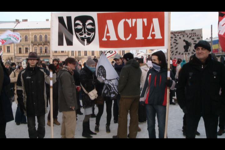 Ponta:Tratatul ACTA nu va fi ratificat pana cand PE nu adopta modificari ce garanteaza viata privata
