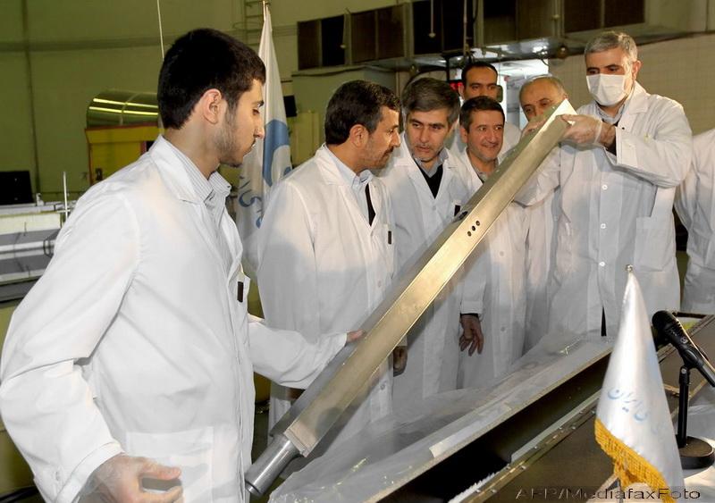 Alianta care sperie Vestul. Iranul lucreaza la bomba atomica si bate palma cu Al Qaeda