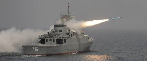 Incident criticat de armata americana: o nava de razboi iraniana a luat la tinta un elicopter american