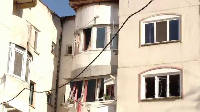 O deflagratie puternica a bagat in spital doi angajati ai unei firme de gaz