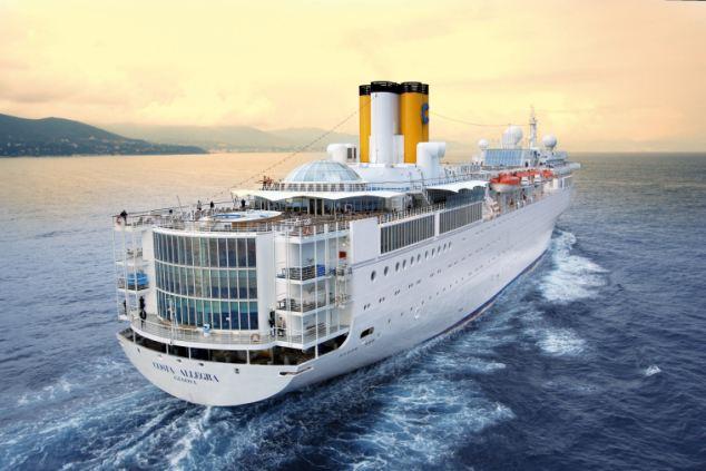 Tragedia de pe Costa Concordia, la un pas sa se repete. Un alt vapor, naufragiat in Oceanul Indian