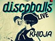 Concert Discoballs in Club Control, Bucuresti - 1 martie 2012