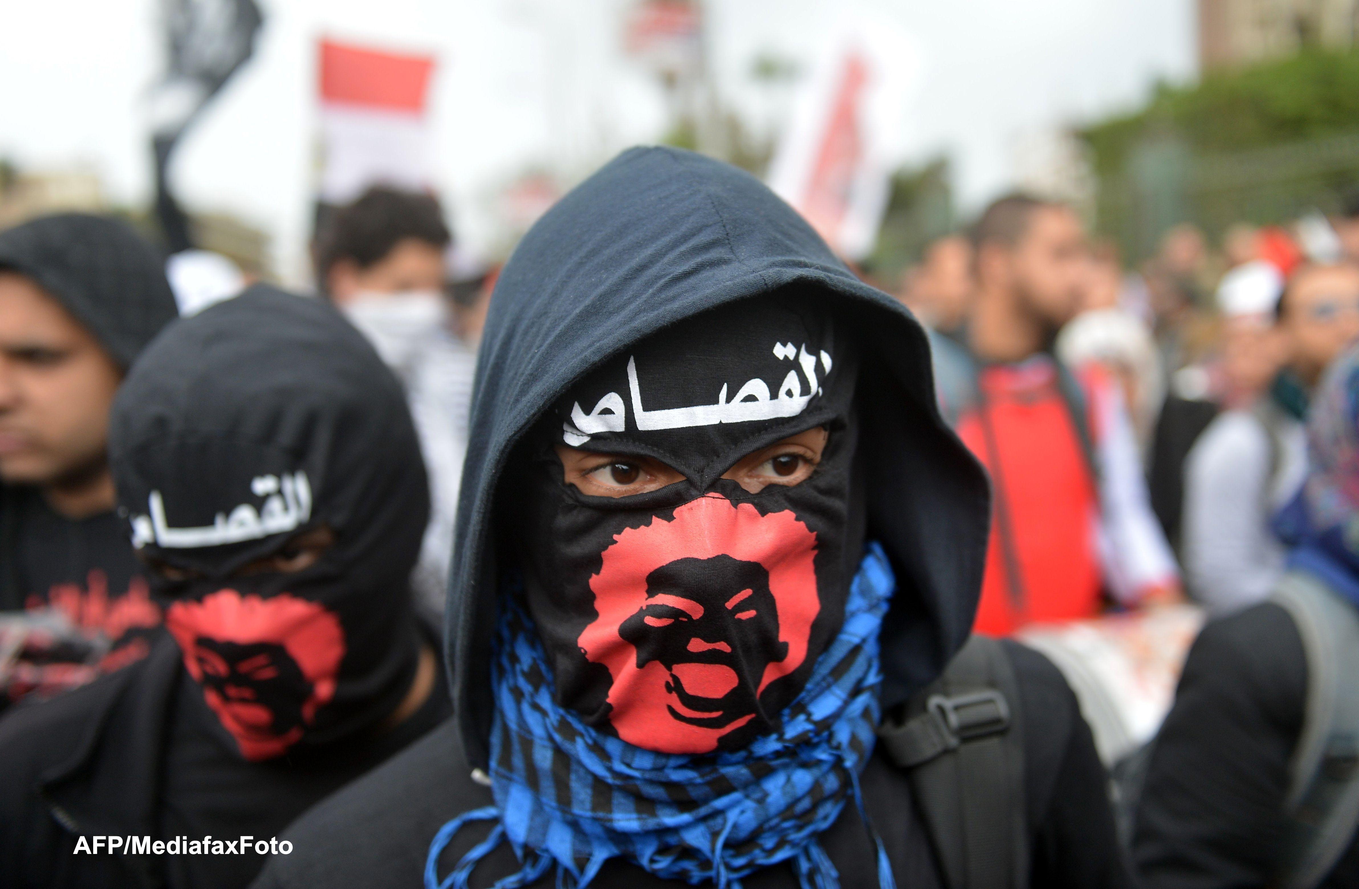Opozitia egipteana cere judecarea lui Mohamed Morsi si indepartarea regimului islamist