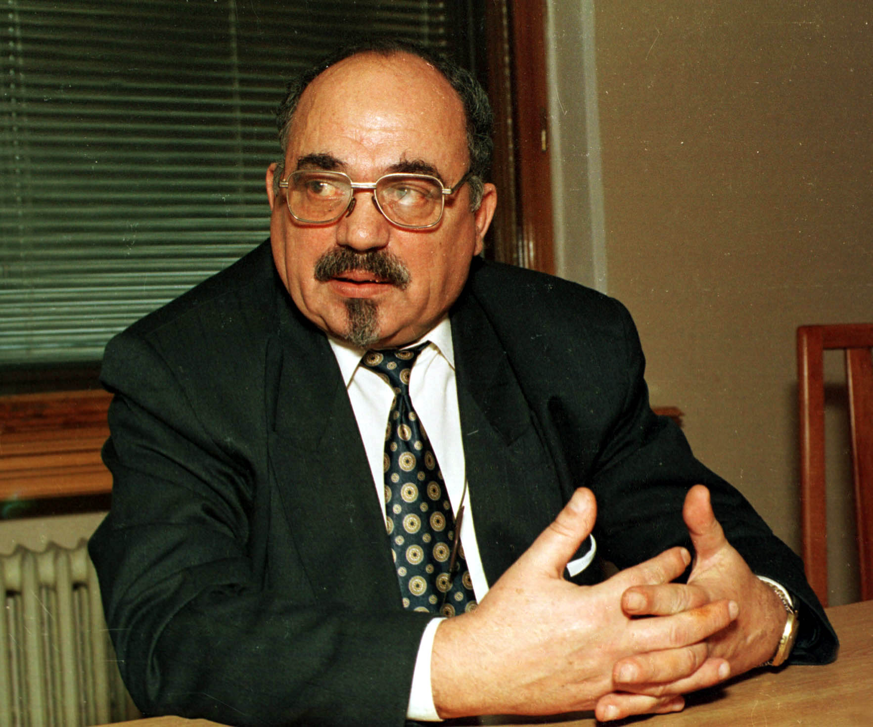 Titus Raveica, primul presedinte al CNA, a decedat