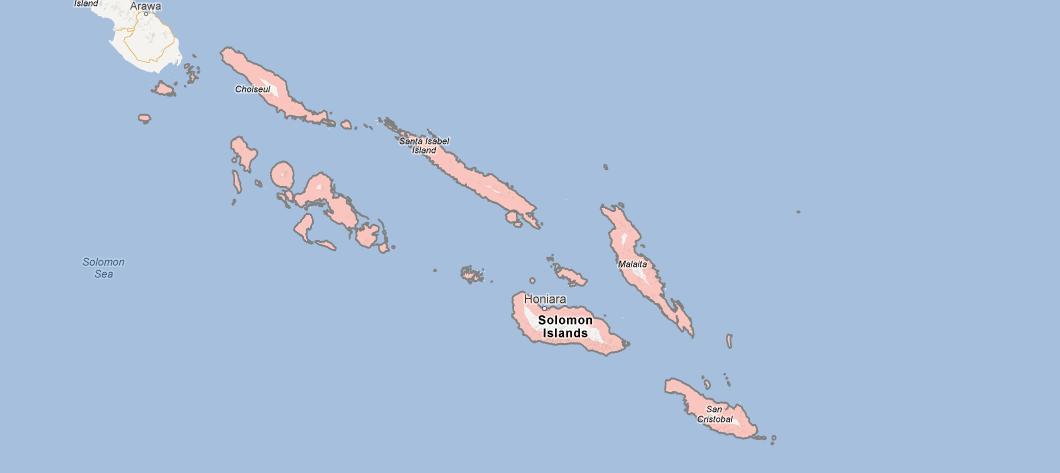 Replica seismica avand magnitudinea de 6,6 in insulele Solomon, dupa cutremurul de miercuri