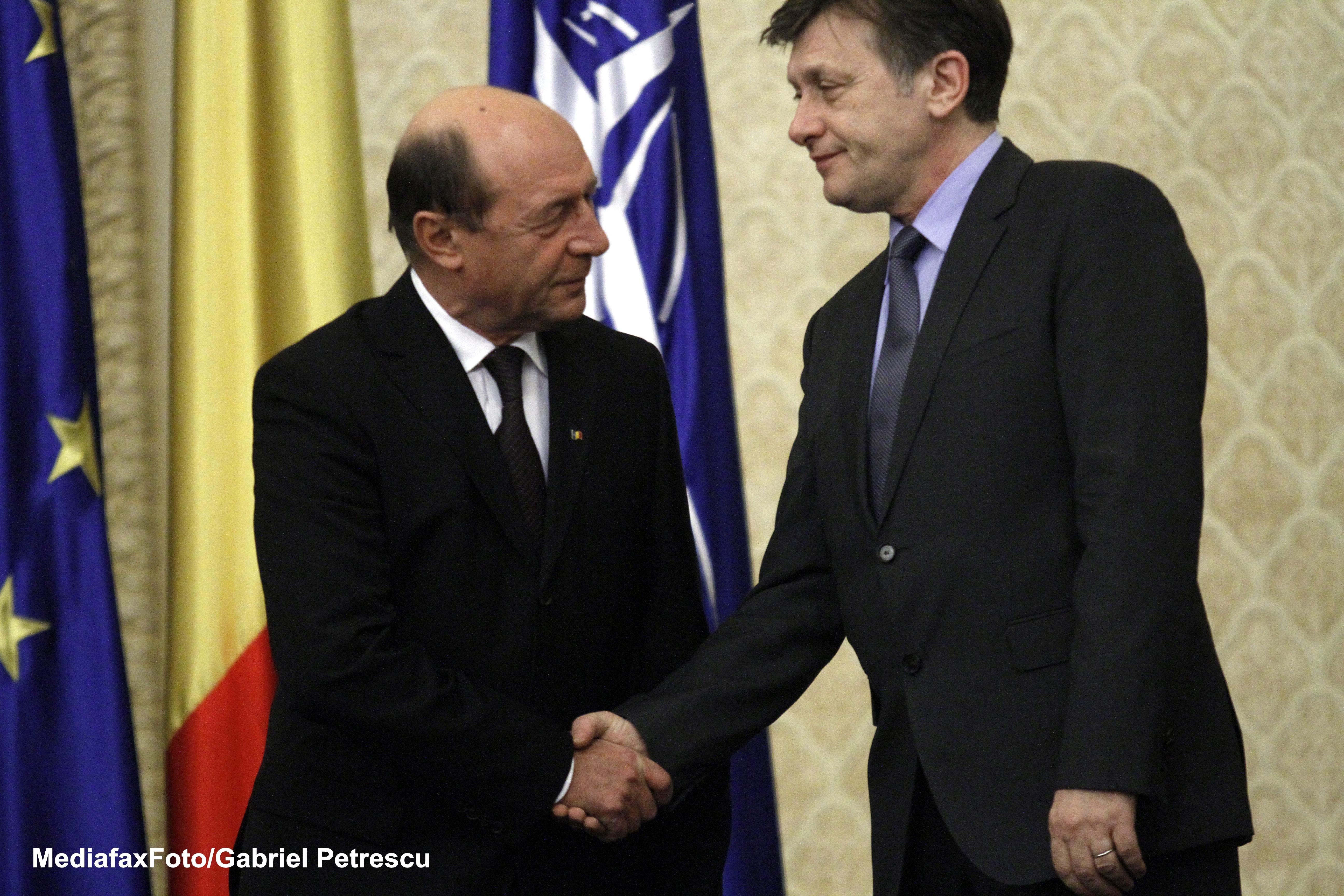 Va negocia PNL cu Traian Basescu pentru o sustinere in turul 2 al prezidentialelor? Raspunsul lui Crin Antonescu