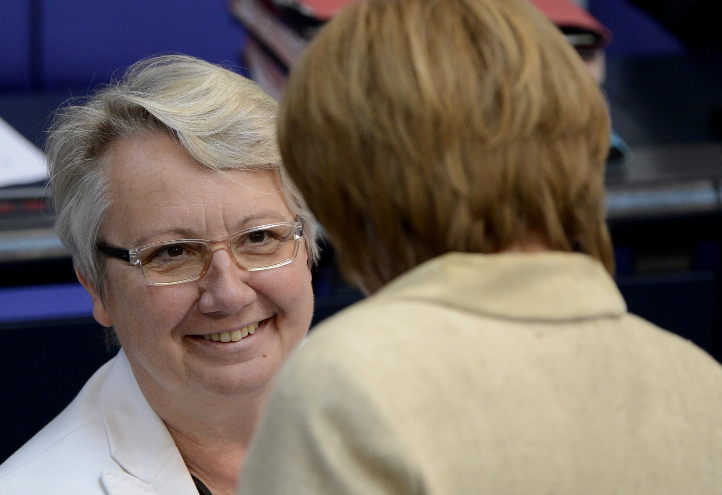 Annette Schavan, ministrul german al Educatiei, acuzata de plagiat, si-a pierdut titlul de doctor