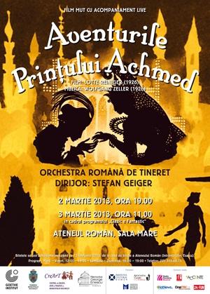 Ateneul Roman, 2 si 3 martie 2013: