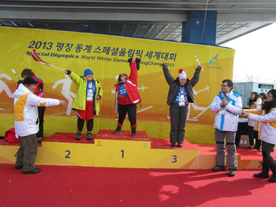 O tanara din Cluj a obtinut locul III la Olimpiada Speciala pentru persoanele cu sindromul Down