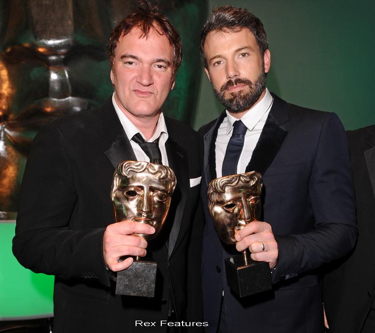 Ben Affleck si Quentin Tarantino, castigatori la premiile BAFTA. Cine este marele perdant