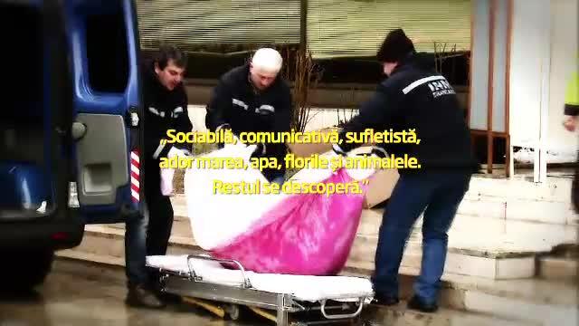 Ultimele ore din viata Elenei Trufita, femeia care s-a aruncat de la et. 17 al Intercontinentalului