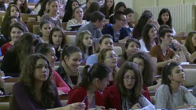 Targul de Internship pune la bataie cele mai tentate oferte pentru studentii din Cluj