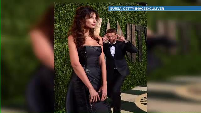 Revista Star Magazine: Gerard Butler si Madalina Ghenea pregatesc nunta intr-un castel bantuit