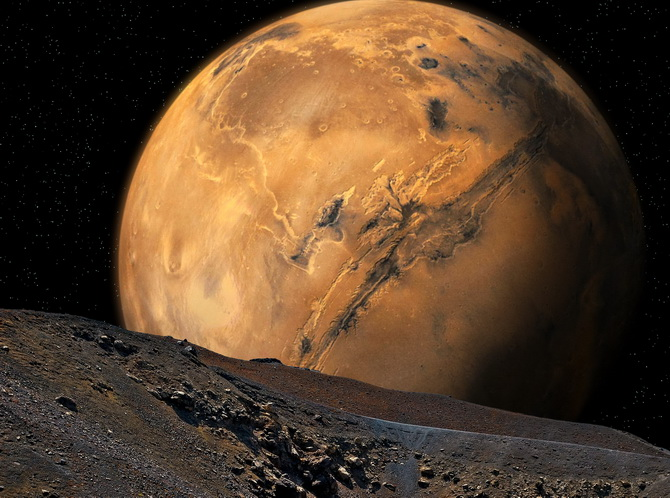 Primul turist spatial din lume, milionarul Dennis Tito pregateste o misiune spre Marte in 2018