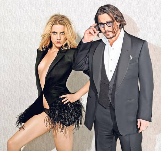 Johnny Depp si Amber Heard planuiesc sa se casatoreasca in Bahamas