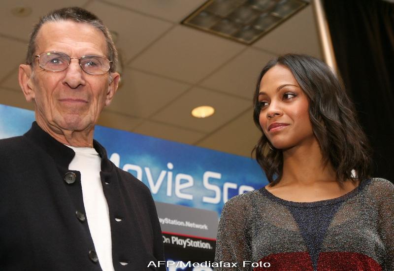 Leonard Nimoy, cunoscut pentru rolul lui Spock din Star Trek, sufera de o boala pulmonara cronica