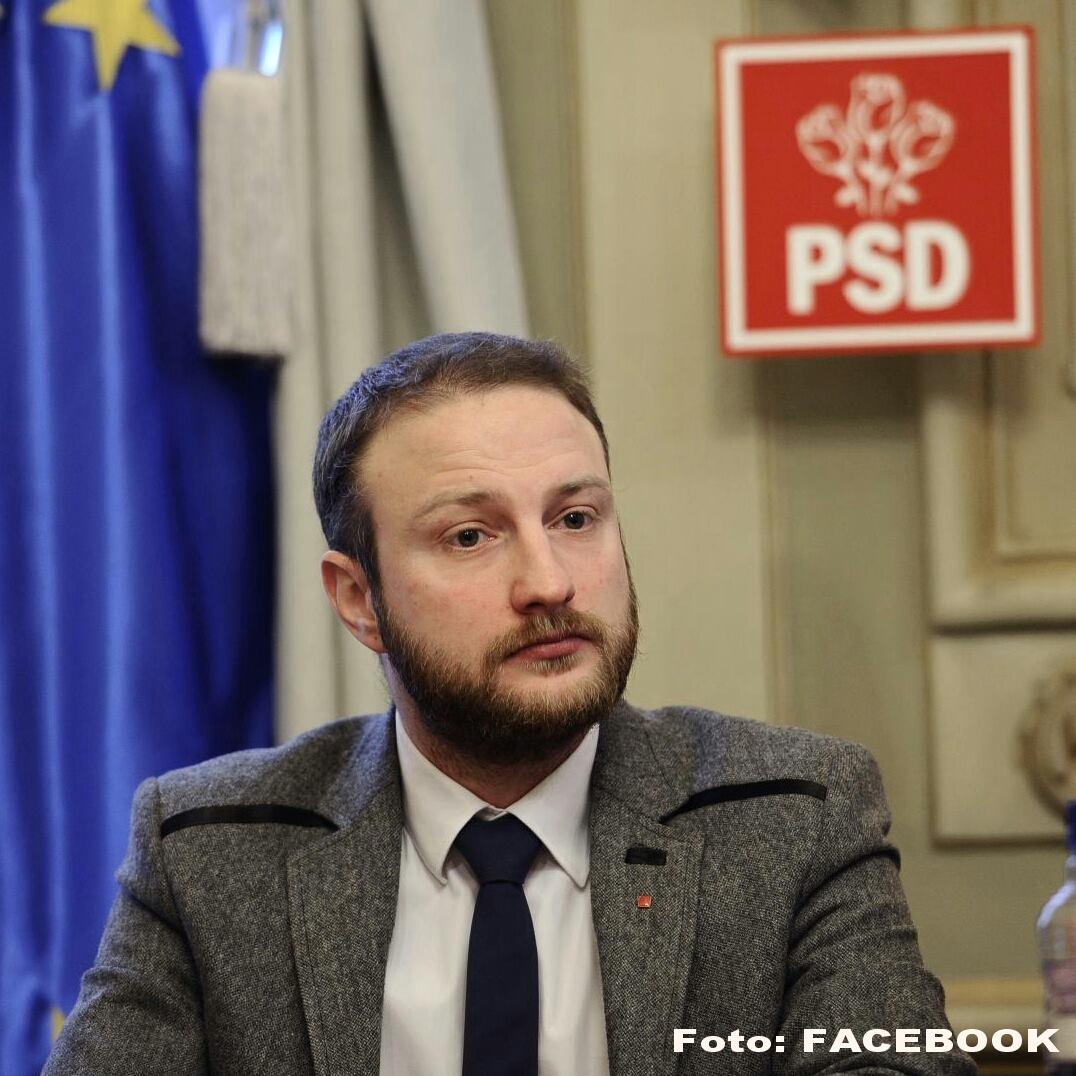 Fiul fostului jurnalist Dumitru Tinu a intrat la guvernare. Ce post a primit Andrei Tinu de la Victor Ponta