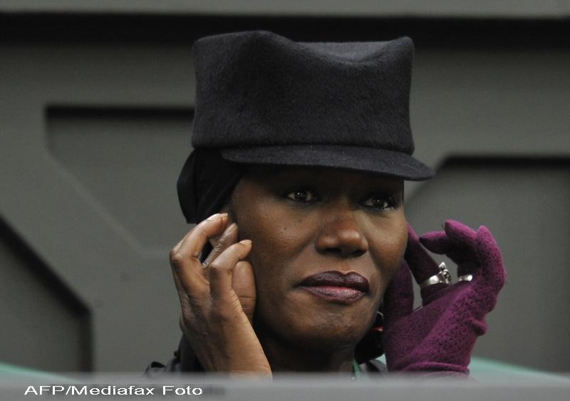 Presa americana sustine ca regizorul Quentin Tarantino are o relatie cu actrita Grace Jones