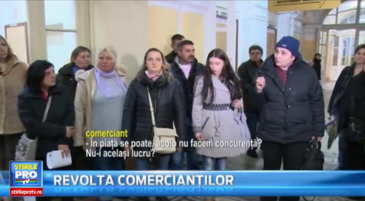 Disputa la Primaria Oradea, intre comerciantii de martisoare si edilii locali. Ce i-a suparat pe bihoreni