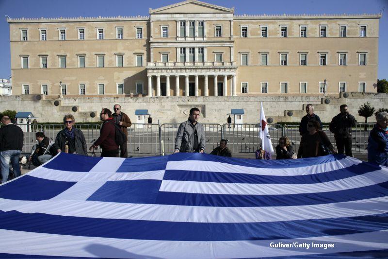 Grecia si-a vandut ministerele pentru a iesi din criza. Sediile cladirilor au fost inchiriate inapoi statului