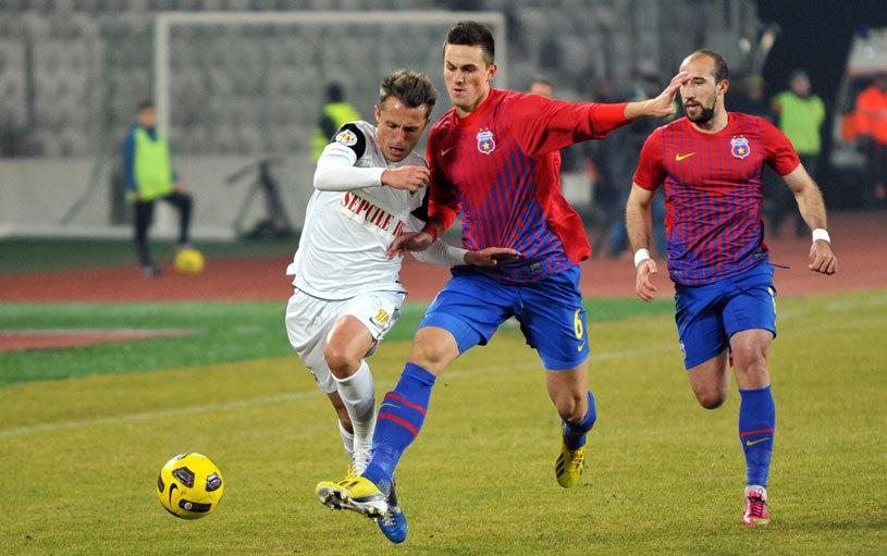 Steaua, mare favorita. Campioana are 22 de victorii consecutive pe teren propriu cu U Cluj
