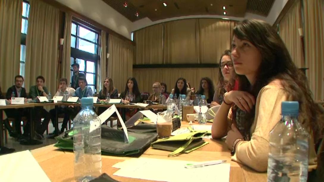 Concurs International Studentesc organizat la Cluj-Napoca. Castigatorii pleaca la finala din China