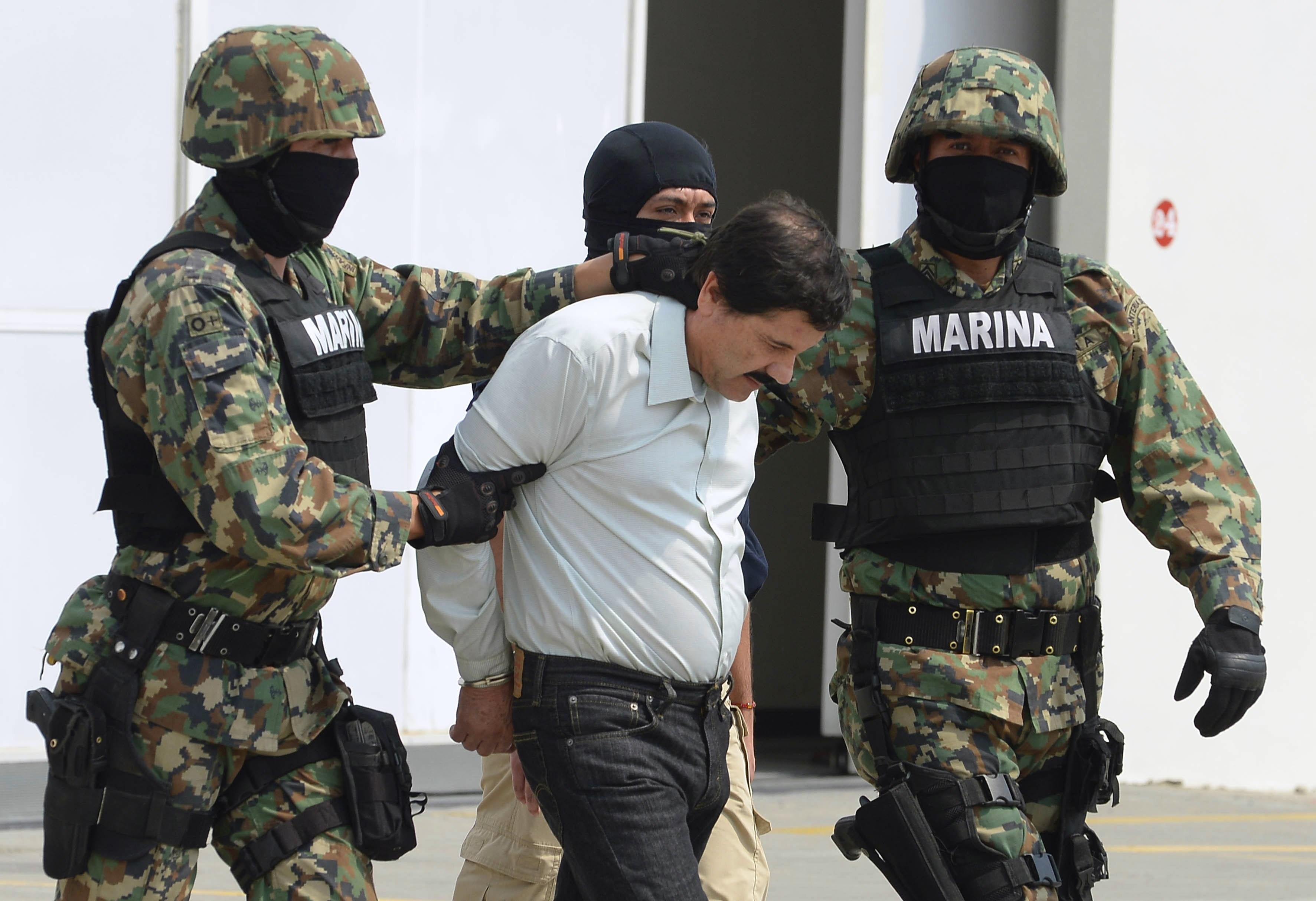 Cel mai cautat baron al drogurilor din lume a fost arestat in Mexic. Cine este Joaquin Guzman Loera, seful cartelului Sinaloa