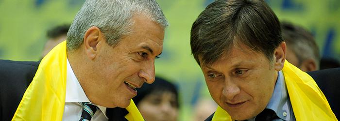 Calin Popescu Tariceanu si-a dat demisia din PNL. Ce a vorbit la telefon cu Crin Antonescu